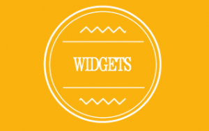 Widgets Button
